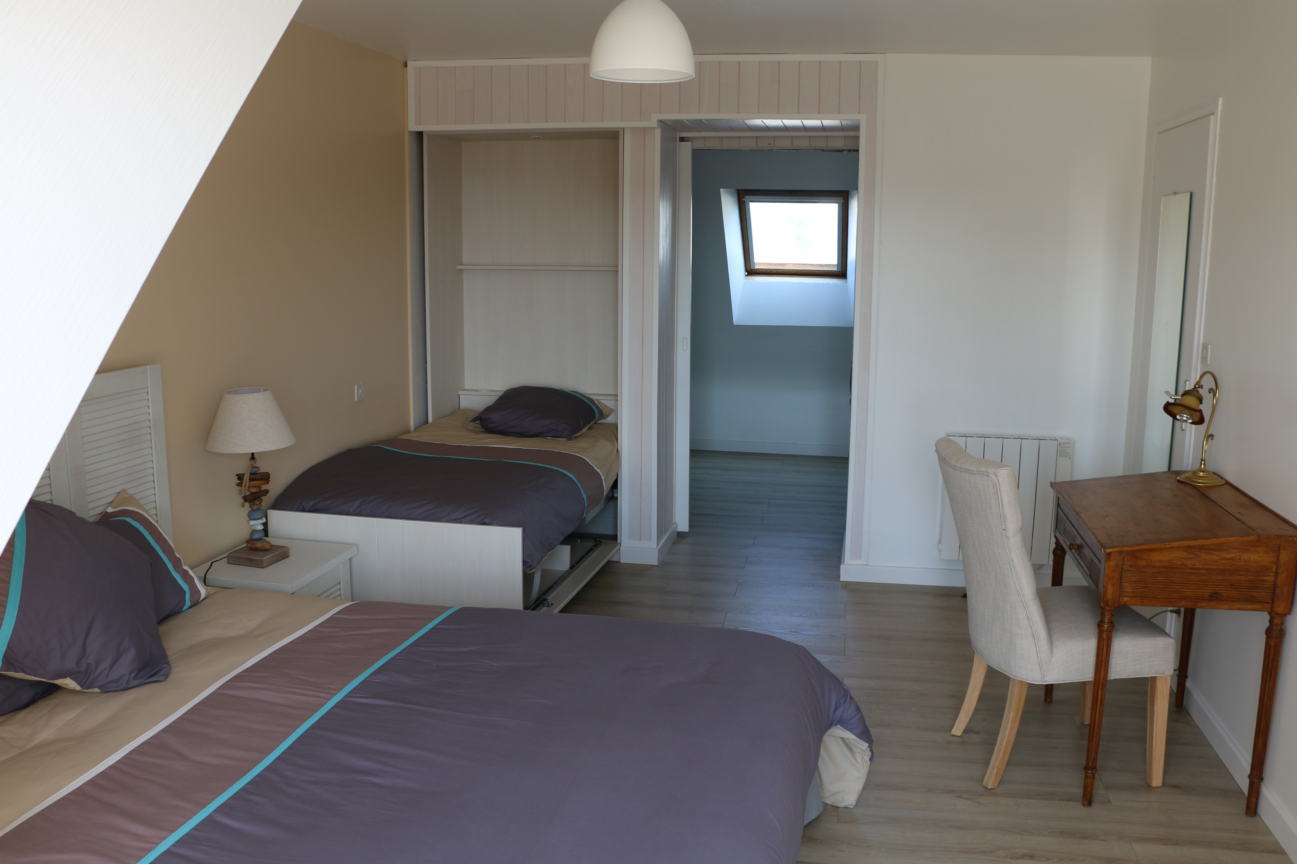 chambre 3 couchages arzon